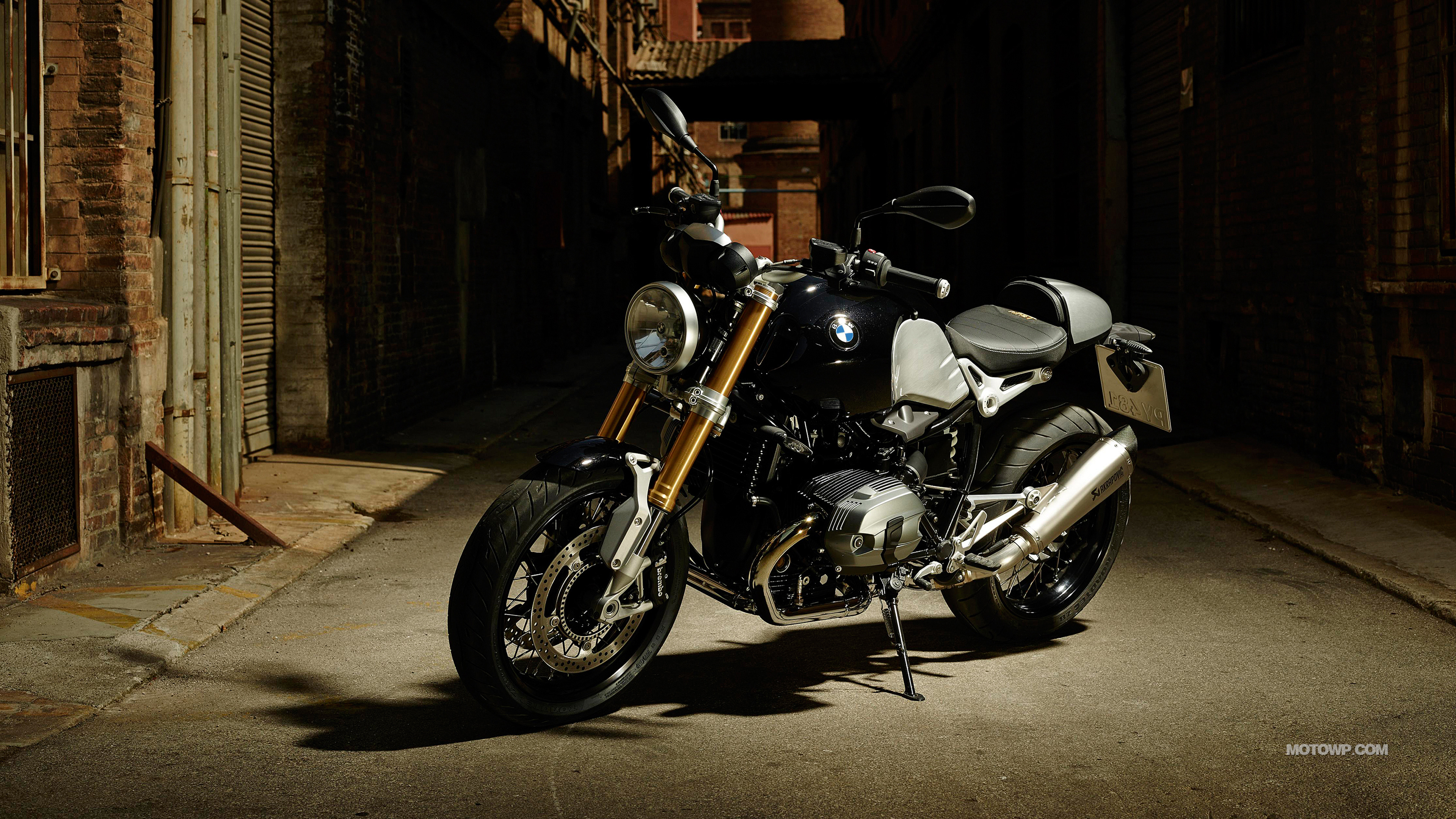 Motorcycles Wallpapers BMW R NineT